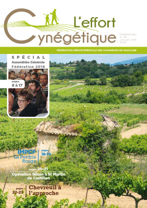 EffortCynegetique Juillet2016