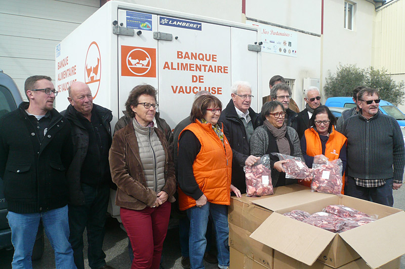 dons banque alimentaire 2
