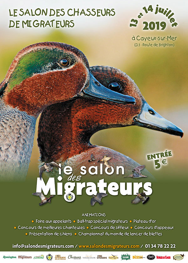 salon migrateurs