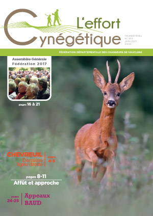 EffortCynegetique juin 2017